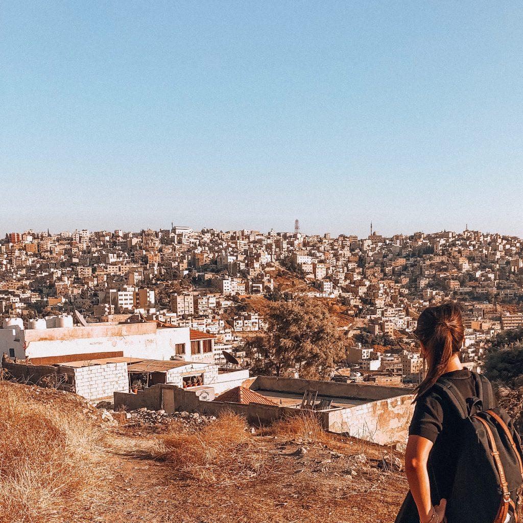 Ju on the Road - Roadtrip de 7 jours en Jordanie : conseils et itinéraire - Amman