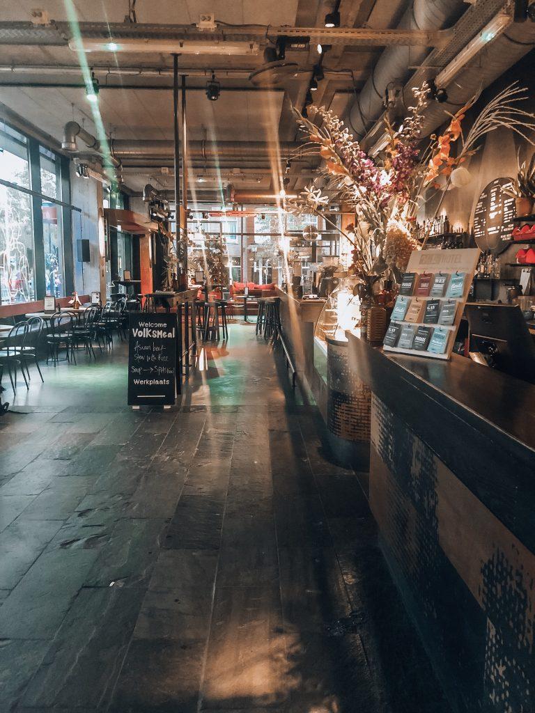 Ju On The Road - Weekend d'inspiration à Amsterdam - Direction Amsterdam, une des capitales les plus branchées d'Europe, pour un weekend d'inspirations. Volkshotel