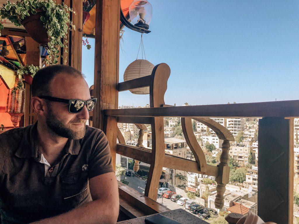 Ju On the Road -, Que faire à Amman, la capitale de la Jordanie - Dust Roof