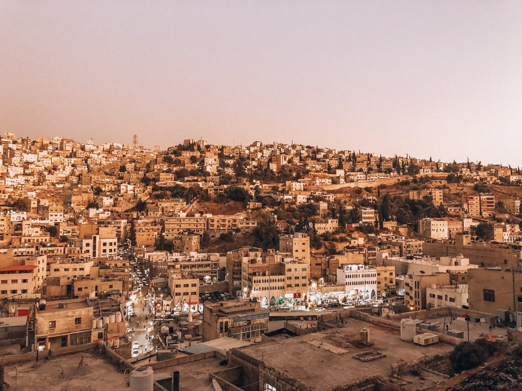 Ju On the Road -, Que faire à Amman, la capitale de la Jordanie