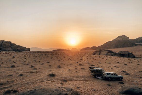 Roadtrip de 7 jours en Jordanie : conseils et itinéraire