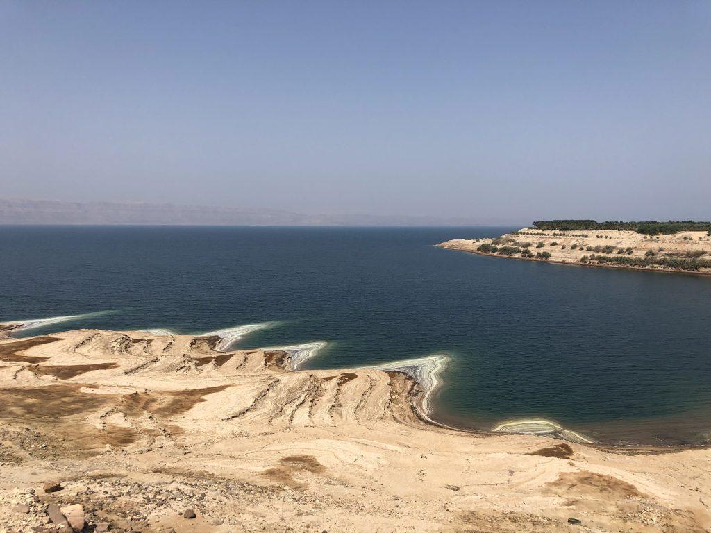 Ju on the Road - La Mer Morte et la Canyon du Wadi Mujib